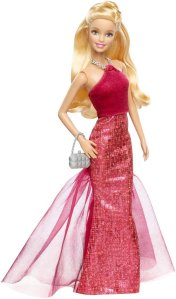 Barbie-Signature-Style-Barbie-Doll-with-Red-Halter-Gown
