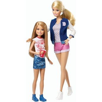 Barbie Sisters' Fun Day! 2-Pack- Barbie and Stacie