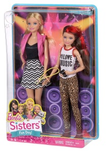 Barbie Sisters Fun Day - Barbie and Skipper