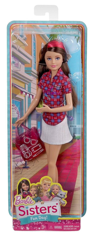 Barbie Sisters Fun Day Skipper