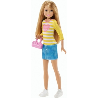 Barbie Sisters' Fun Day!- Stacie Doll