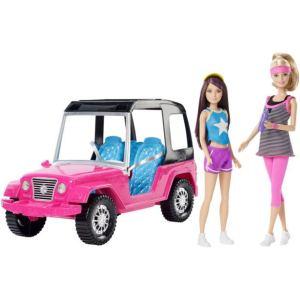 Barbie & Skipper Jeep 2015 flyer