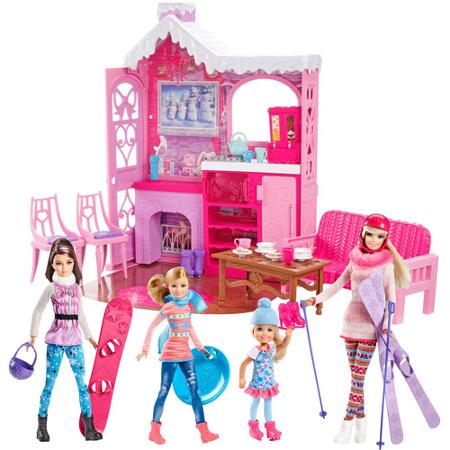 Barbie-Winter-Family-Build-UP