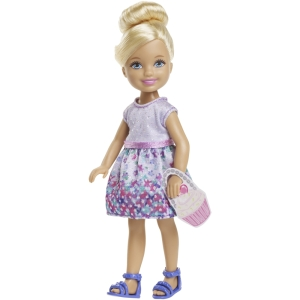 Barbie® Chelsea® Doll with Cupcake Purse fl