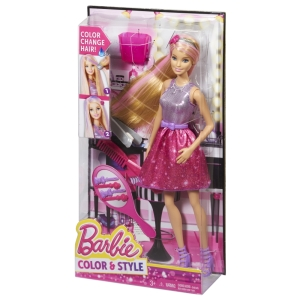 BARBIE® Color and Style Doll n