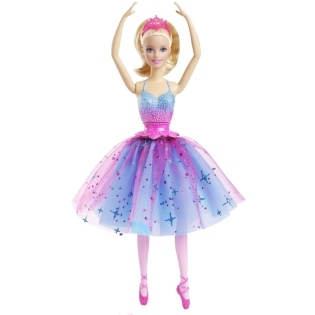 Barbie® Dance & Spin Ballerina™ Doll flyer