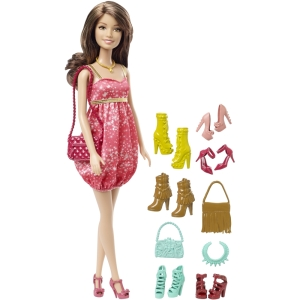 Barbie® Doll & Accessory Gift Pack - Brunette