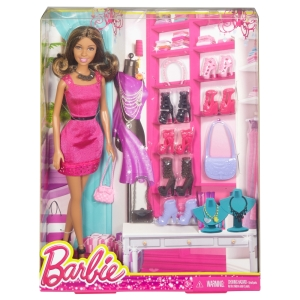 Barbie® Doll & Accessory Gift Pack nrfb