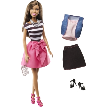 Barbie® Doll and Fashion Pack