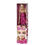 Barbie® Doll - Barbie Signature Print Dress nrfb