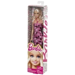 Barbie® Doll - Big Hearts Print Dress n
