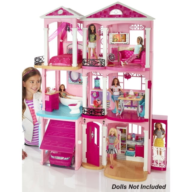 Barbie® Dreamhouse®