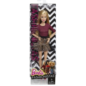 Barbie® Fashionistas® Animal Print Fashion