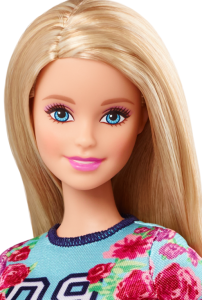 Barbie® Fashionistas® Doll face