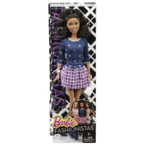 BARBIE® Fashionistas® Nikki® Doll n