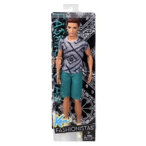 BARBIE® Fashionistas® Ryan® Doll n