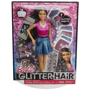 Barbie® Glitter Hair Doll