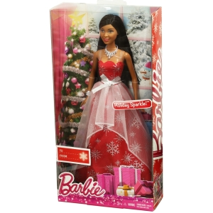 Barbie® Holiday Sparkle!™ Doll - African American
