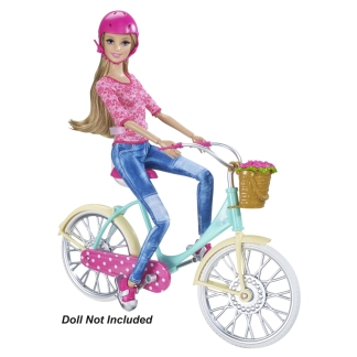 BARBIE® On-The-Go Bike