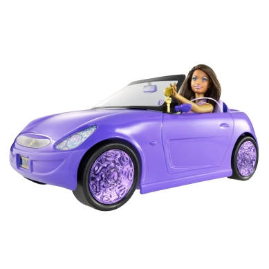 BARBIE® So In Style™ Doll & Car d
