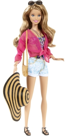 BARBIE® Style™ Resort Barbie® Doll