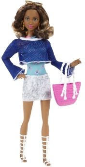 BARBIE® Style™ Resort Grace™ Doll
