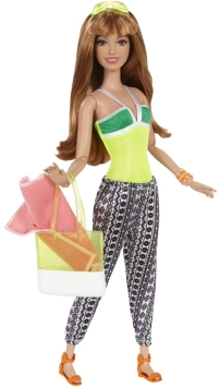 BARBIE® Style™ Resort Summer® Doll