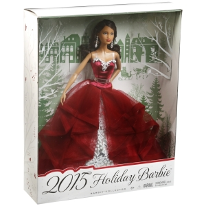 Barbie™ 2015 Holiday Doll aa n
