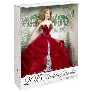 Barbie™ 2015 Holiday Doll nrfb