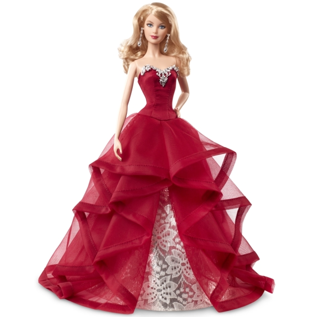 Barbie™ 2015 Holiday Doll