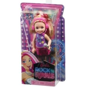 Barbie™ in Rock n Royals Blue Princess Chelsea Doll