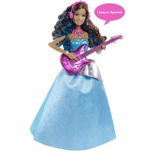Barbie™ in Rock n Royals Erika® Doll - Spanish Language