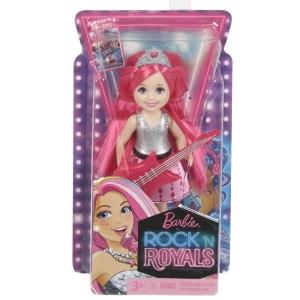 Barbie™ in Rock n Royals Pink Princess Chelsea Doll