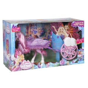 BARBIE™ Mariposa and the Fairy Princess Pegasus and Flying Chariot