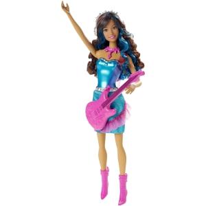 Barbie™ Rock n Royals Erika™ Doll and Guitar