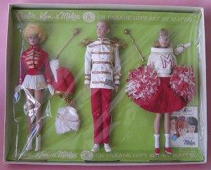 BarbieKenMidge~OnParade~GiftSet-joe