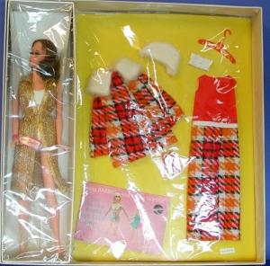 Barbie~PERFECTLYPLAID~giftset