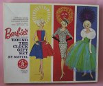 Barbie's~RoundTheClockGiftSet~backbox