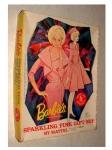 Barbie's~SparklingPink~Gift Set~blonde BubbleCut~NRFB~1963-2