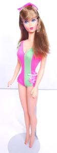 Brunette Hair Standard Barbie Doll