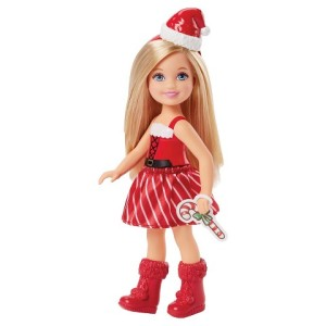 Chelsea Holiday Santa Doll