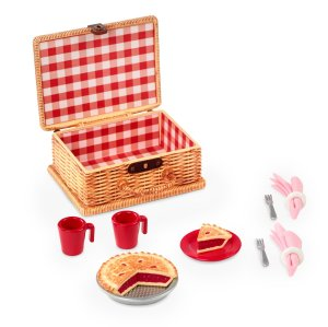 Cherry Pie Picnic Barbie Doll bag