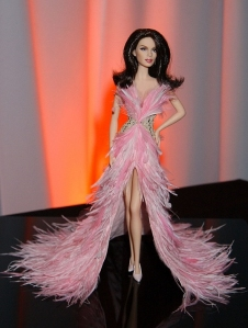 Cindy Crawford barbie doll