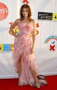 Cindy Crawford in Dress
