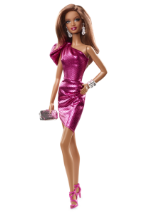 City Shine™ Barbie® Doll - Pink