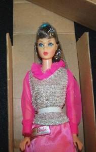 DressBARBIE~1969~SLIVER-TIP-STANDARD-SEARS-GIFT-SET
