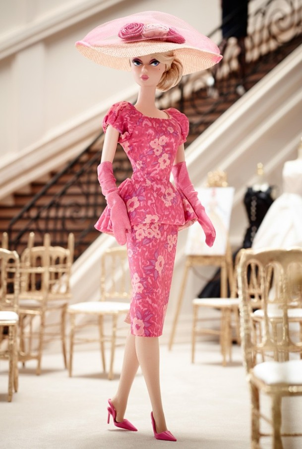 Fashionably Floral™ Barbie® Doll