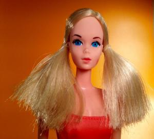 Funtime Barbie head