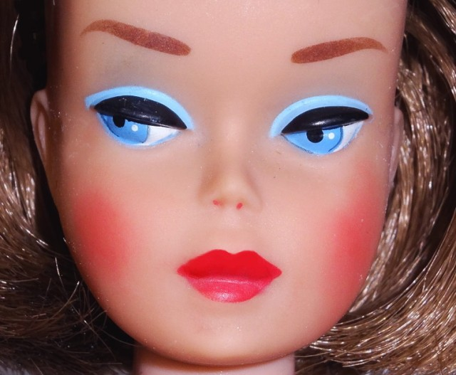 High Color American Girl Barbie Doll