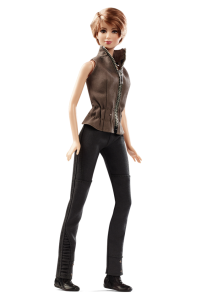 Insurgent Tris Doll